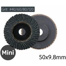 """미니 플랩 디스크(2""""x9.8mm)"""