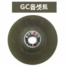 """[동보연마] 연마석 (4""""x6Tx16(GC))"""