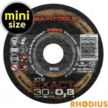 [로디우스] 절단석 (Φ30x0.8TxΦ6) XT8 EXACT