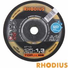 """[로디우스] 절단석 (5""""x1.3TxΦ16) XT10 TOPLINE"""