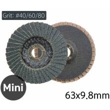 미니 플랩 디스크(Φ63x9.8mm)