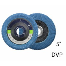 "[DVP] 멀티플랩디스크 (5""x22mm) ZR"
