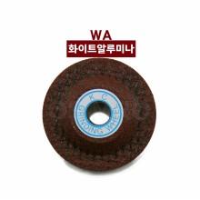 """미니 연마석 (2""""x5.4Tx9.5)"""